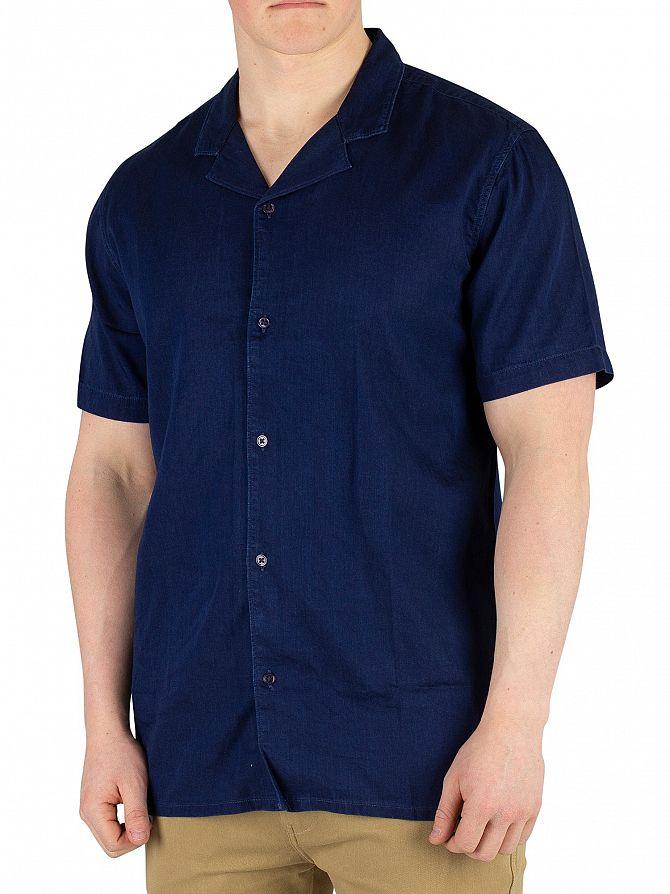 Levi's Flat Finish Tencel Cubano Shortsleeved Shirt