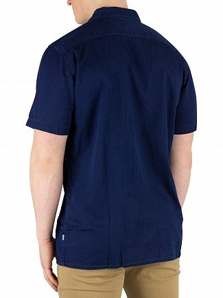 Levi's Flat Finish Tencel Cubano Shortsleeved Shirt