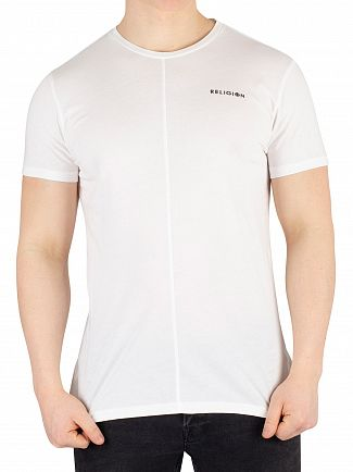 Religion White Holmes T-Shirt