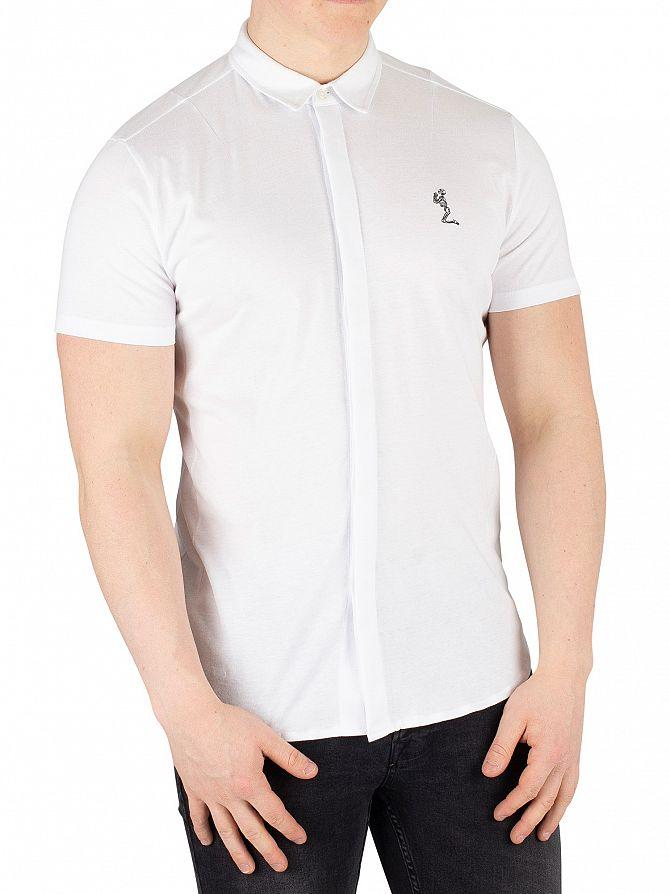 Religion White Magnus Shortsleeved Shirt