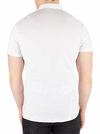 Religion White Magnus Shortsleeved Shirt