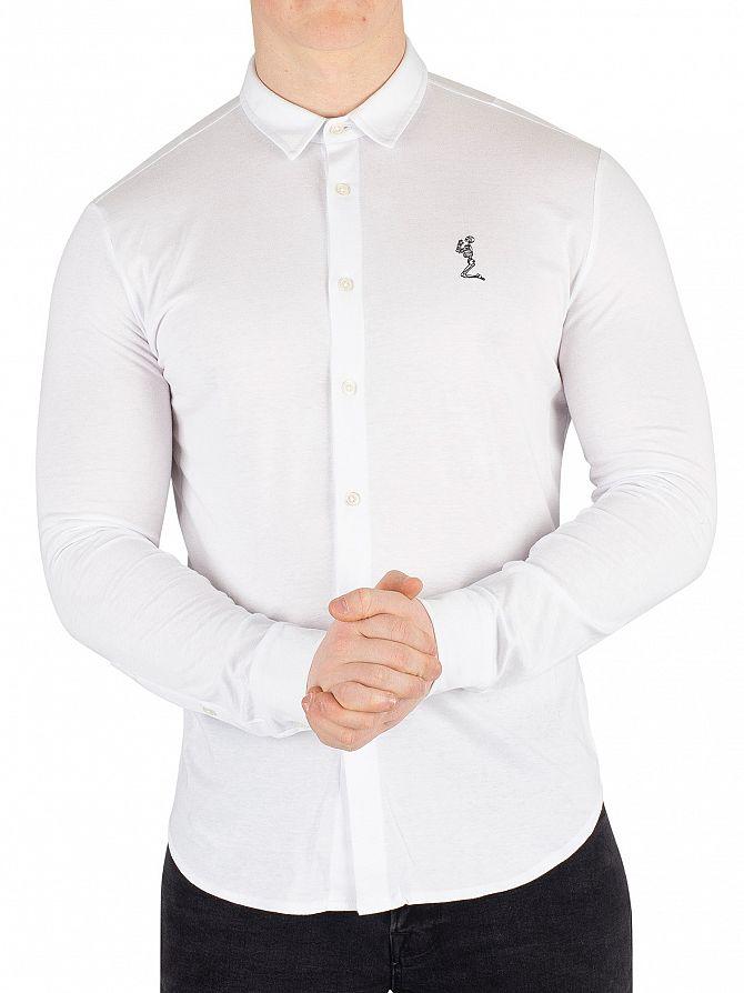 Religion White Nero Shirt