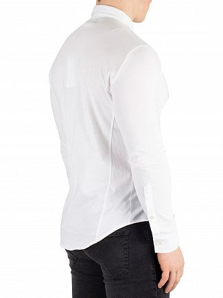 Religion White Nero Shirt