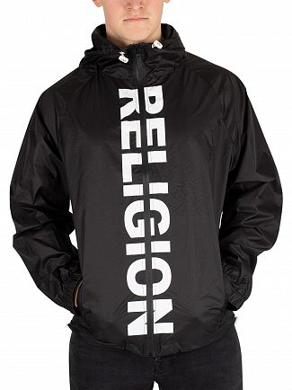 Religion Black Pop Jacket
