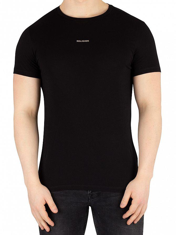 Religion Black Up All Night T-Shirt