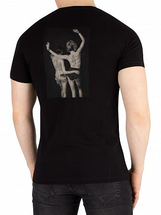 Religion Black Up All Night T-Shirt