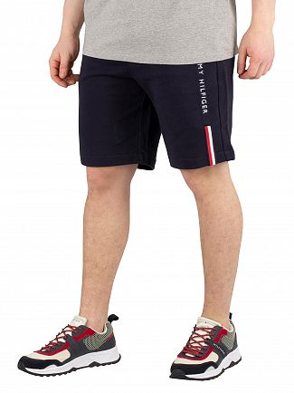 Tommy Hilfiger Sky Captain Basic Branded Sweatshorts