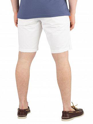 Tommy Hilfiger Bright White Brooklyn Shorts