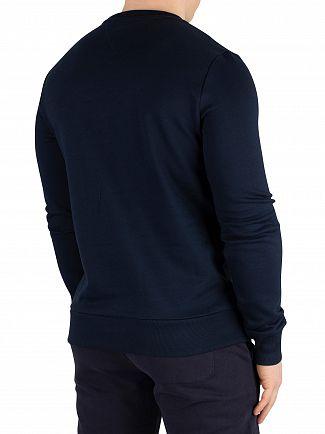 Tommy Hilfiger Sky Captain Flag Chest Logo Sweatshirt