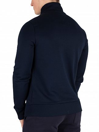 Tommy Hilfiger Sky Captain Graphic 1/4 Zip Jumper