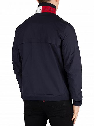 Tommy Hilfiger Sky Captain Red White Jacket