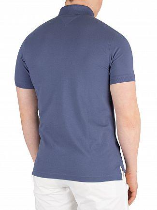 Tommy Hilfiger Vintage Indigo Slim Poloshirt