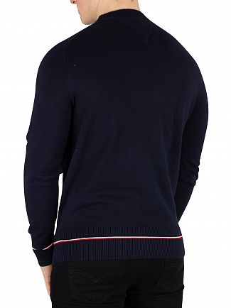 Tommy Hilfiger Sky Captain Structured Flag Sweatshirt