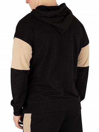 Calvin Klein Black Graphic Pullover Hoodie