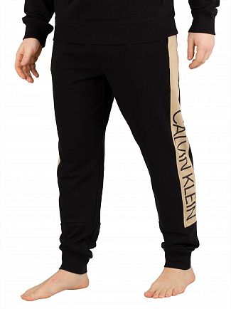 Calvin Klein Black Logo Joggers