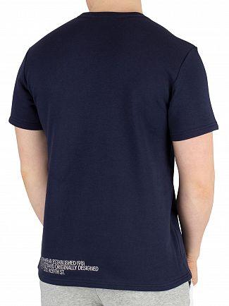 Calvin Klein Shoreline Logo T-Shirt
