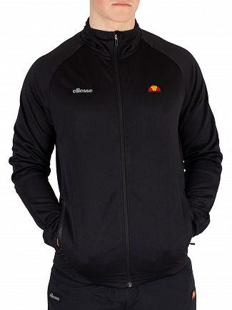 Ellesse Black Caldwelo Track Jacket