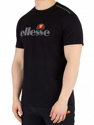 Ellesse Black Giniti T-Shirt