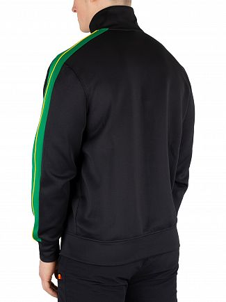 Ellesse Black Jet Track Jacket