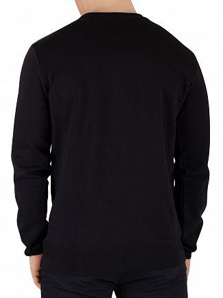 Ellesse Black Leeti Sweatshirt