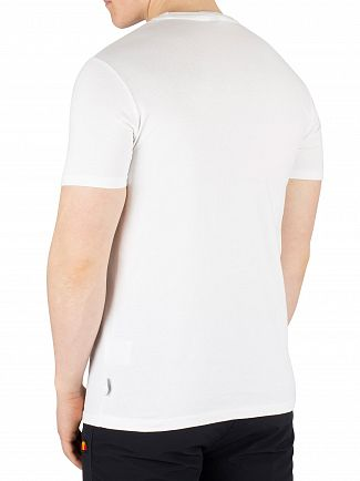 Ellesse White Lucchese T-Shirt