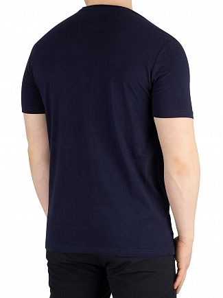 Ellesse Navy Lucchese T-Shirt