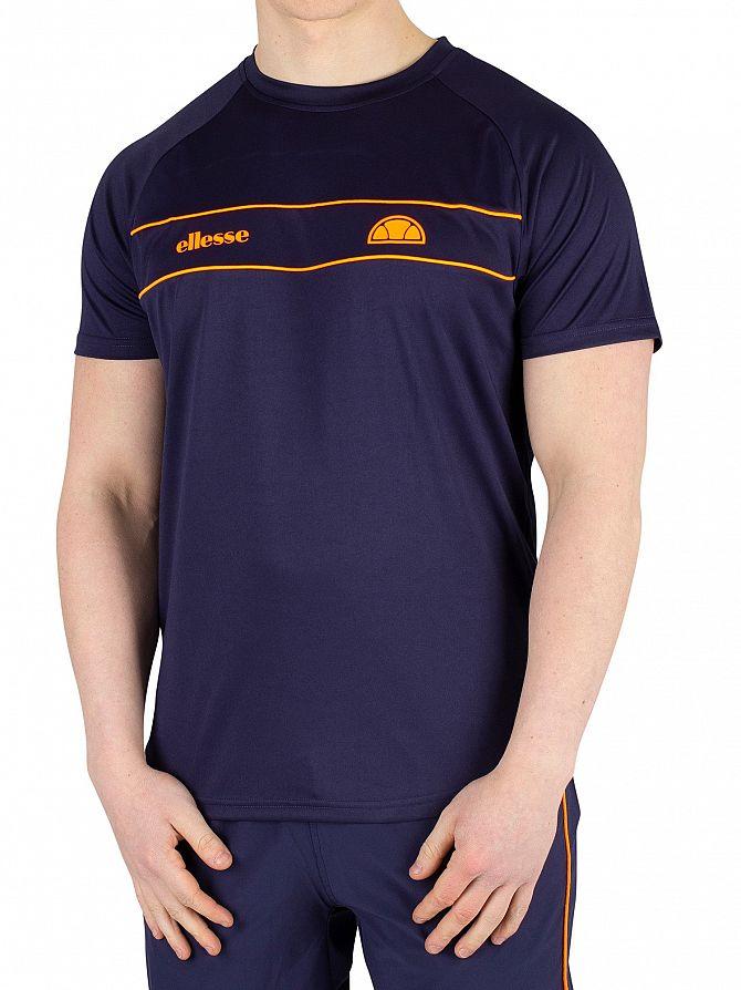 Ellesse Navy Ormea T-Shirt