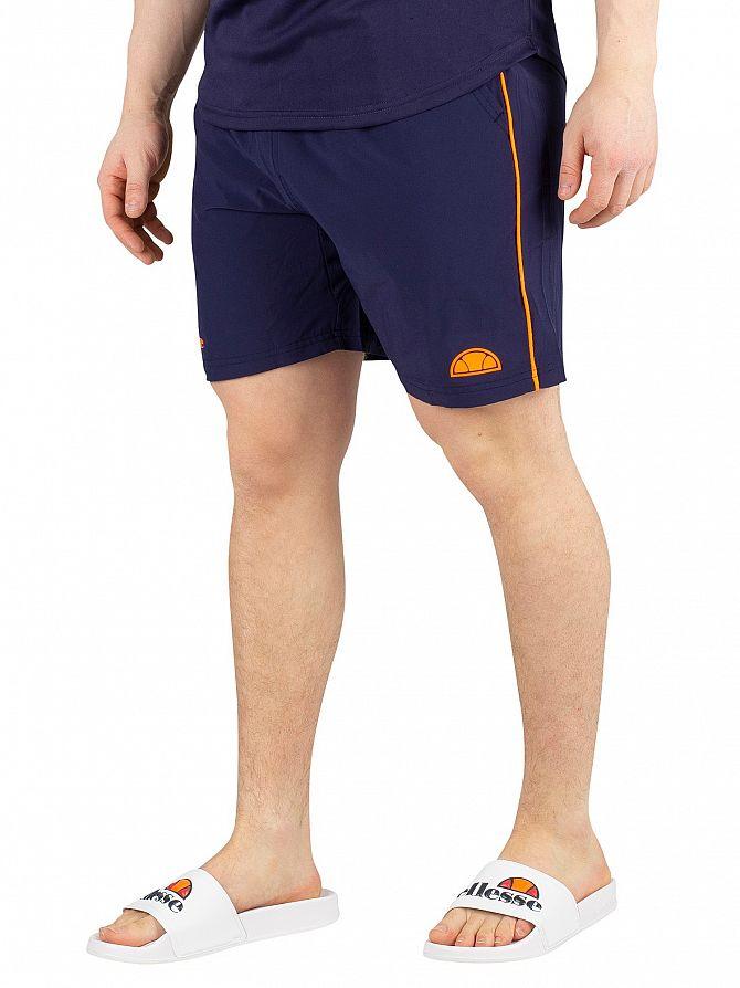 Ellesse Navy Pecora Sport Shorts