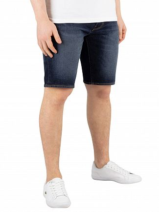 Levi's Saturn 502 Taper Hemmed Shorts