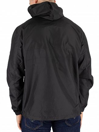 Timberland Black Funnel Neck Pullover Jacket