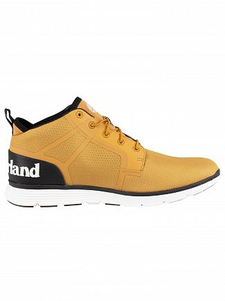 Timberland Wheat Mesh Killington Oxford Chukka Boots