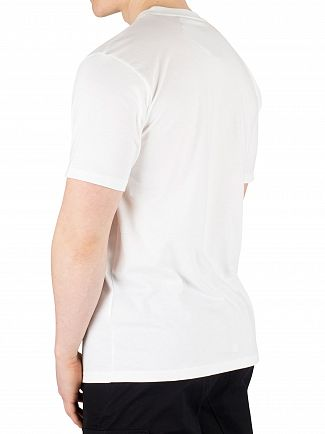 Carhartt WIP White/Black Speedlines T-Shirt