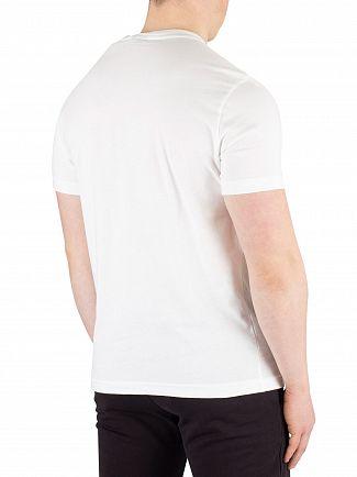Champion White Graphic T-Shirt