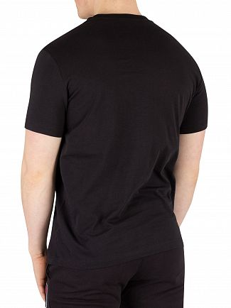 Champion Black Graphic T-Shirt