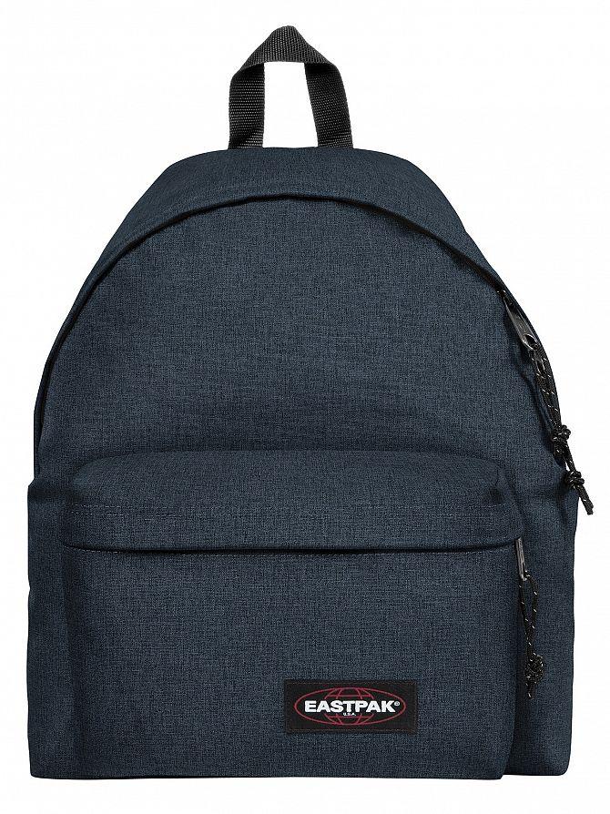 Eastpak Triple Denim Padded Pak'R Backpack