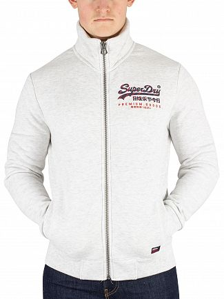 Superdry Ice Marl Premium Goods Track Jacket