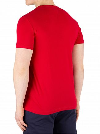 Tommy Hilfiger Haute Red Flag T-Shirt