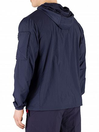 Tommy Hilfiger Navy Blazer Windbreaker Jacket