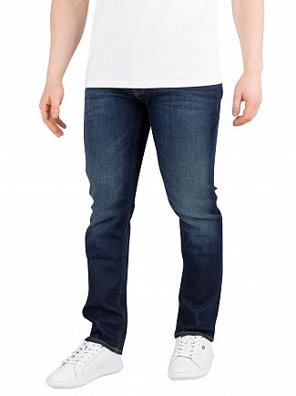 Tommy Jeans Dark Comfort Slim Scanton Daco Jeans