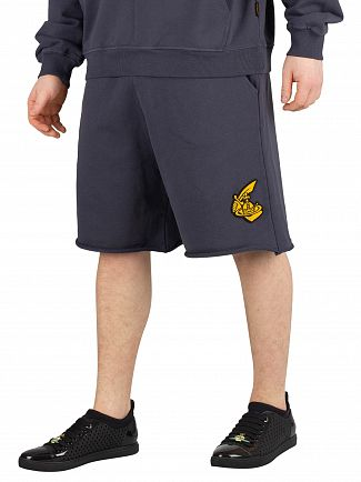 Vivienne Westwood Anthracite Action Man Sweatshorts