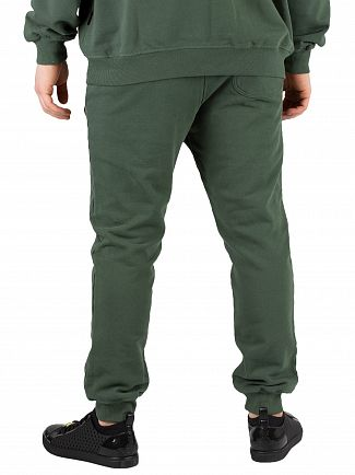 Vivienne Westwood Green Track Joggers