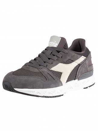 Diadora Dark Gull Grey Titan Reborn Trainers