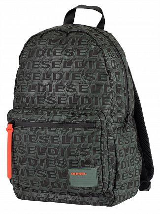 Diesel Black Discover Backpack
