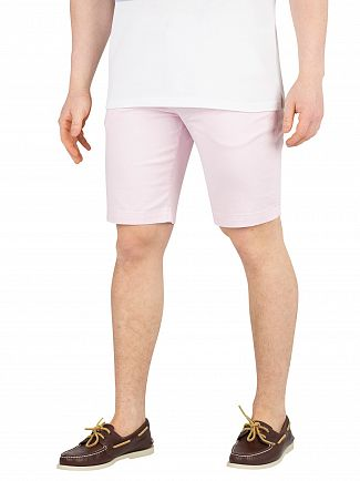 Lyle & Scott Dusky Lilac Chino Shorts