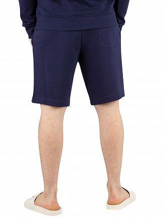Lyle & Scott Navy Sweatshorts