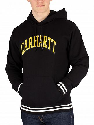 Carhartt WIP Black Knowledge Pullover Hoodie