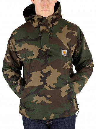Carhartt WIP Camo Laurel Nimbus Pullover Jacket