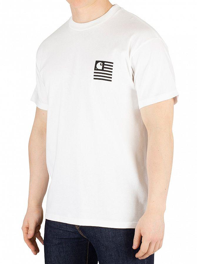 Carhartt WIP White Patch T-Shirt