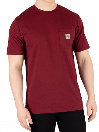 Carhartt WIP Cranberry Pocket T-Shirt