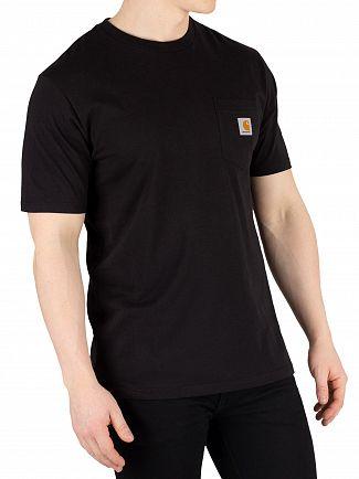 Carhartt WIP Black Pocket T-Shirt